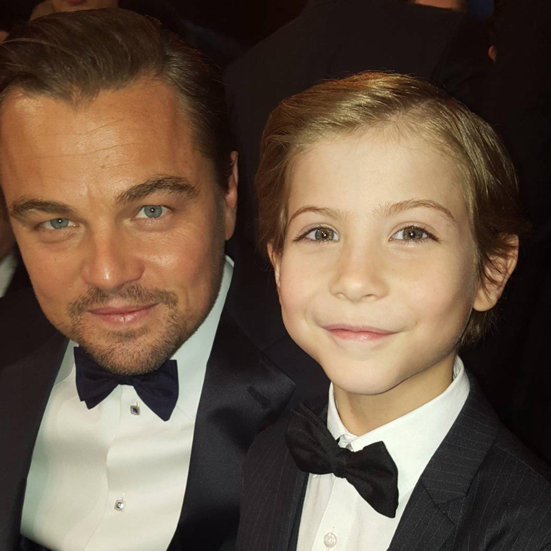 Con uno de los candidatos al Oscar