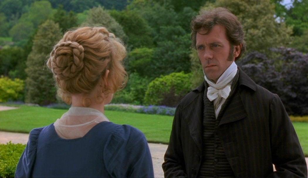 Hugh Laurie iba a ser el Coronel Brandon