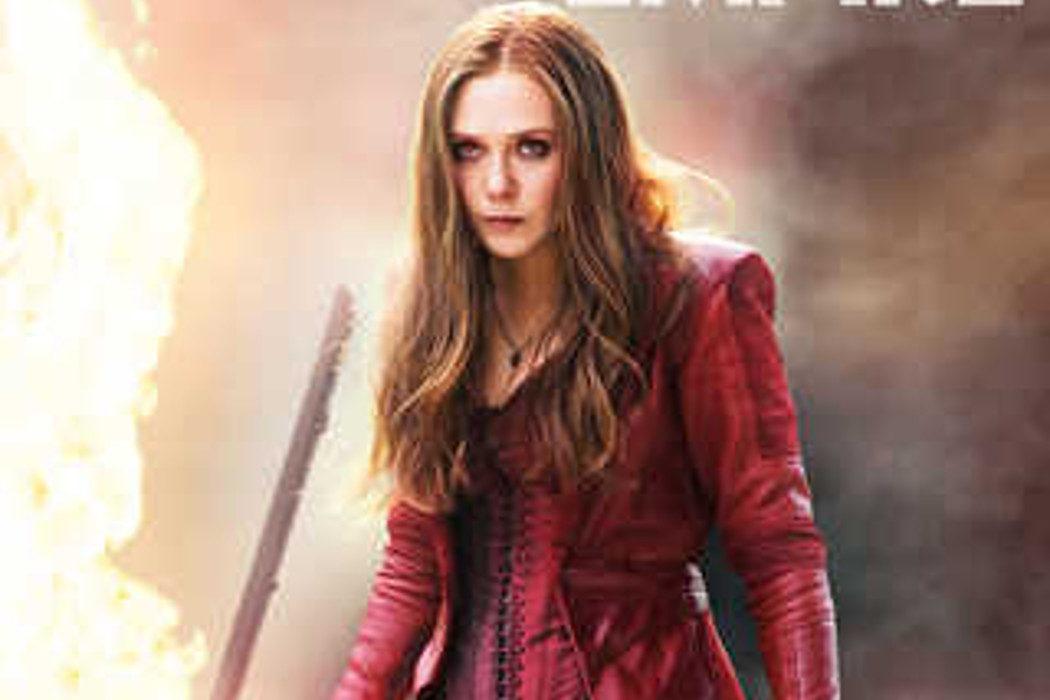 Bruja Escarlata en 'Capitán América: Civil War'