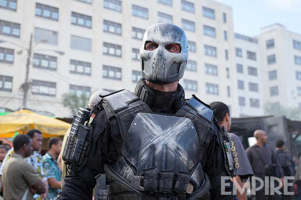 Crossbones en 'Capitán América: Civil War'