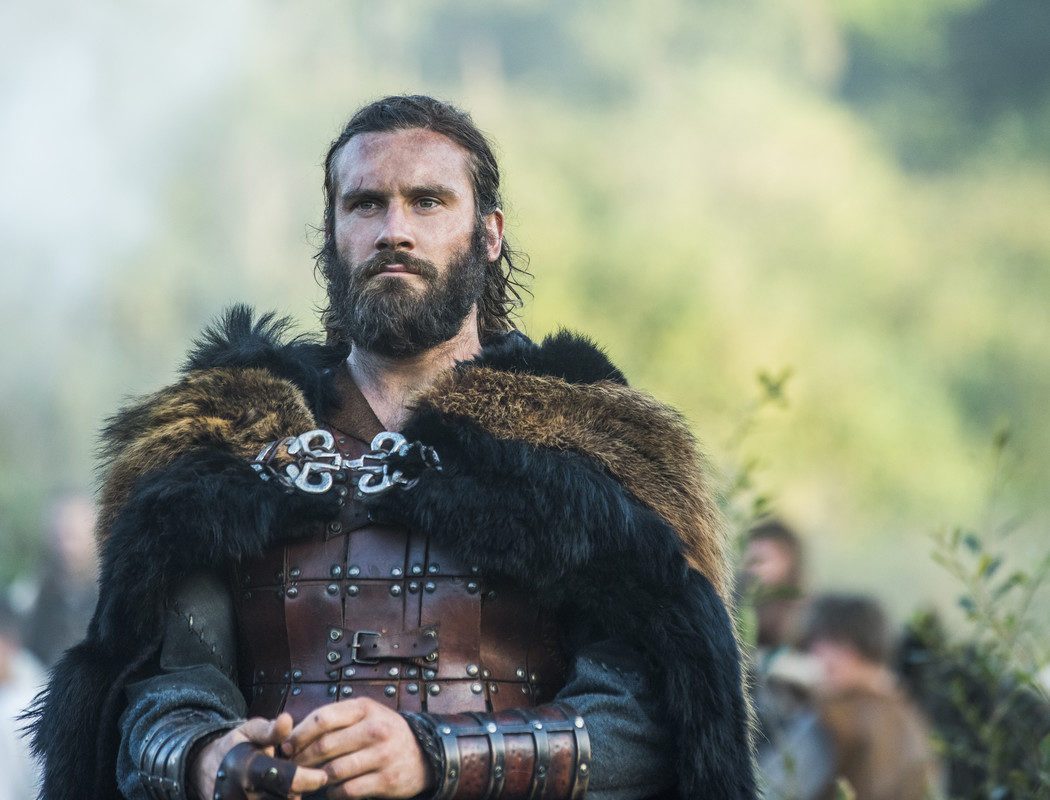 Clive Standen ('Vikings') será el protagonista de la 'Venganza' televisiva de NBC