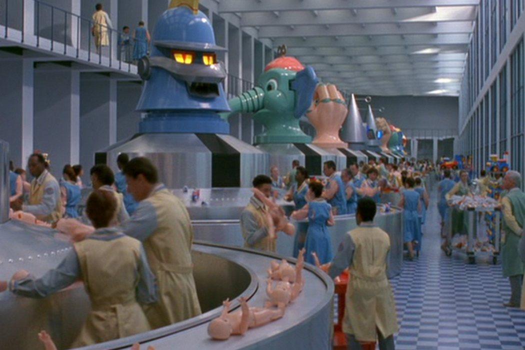 'Toys (Fabricando ilusiones)' (1992)