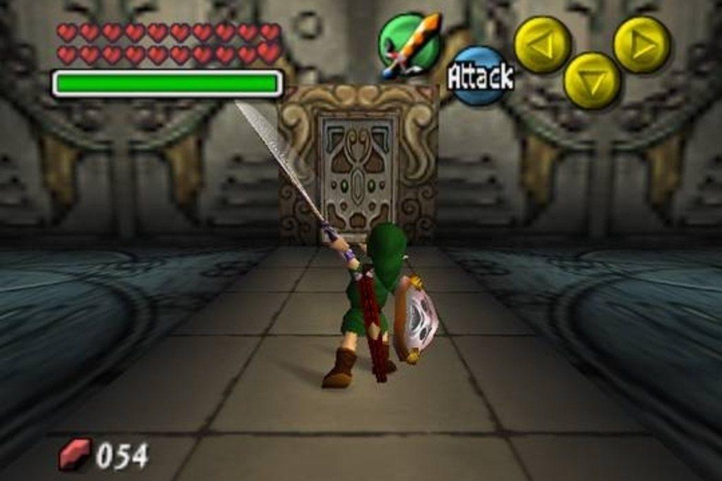 Inspirando a Link