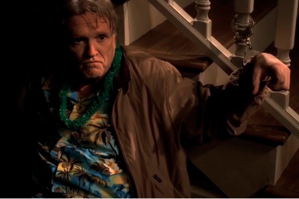 """El personaje de Richard """"Dickie"""" Moltisanti como protagonista"""