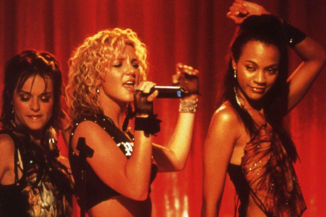 Estuvo presente en el debut de Britney Spears como actriz