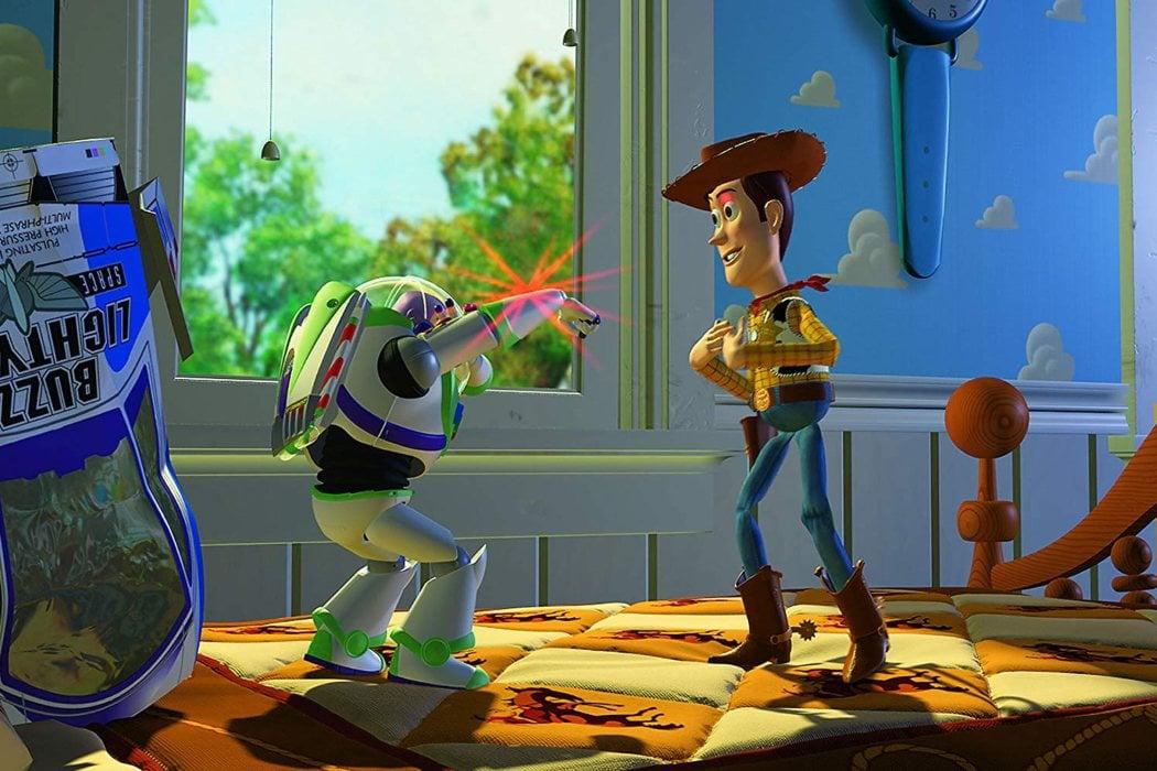 Woody conoce a Buzz