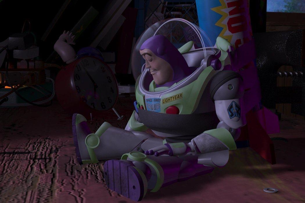 El emotivo discurso de Woody a Buzz