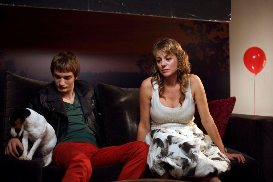 Alicia en 'La mosquitera' (2010)