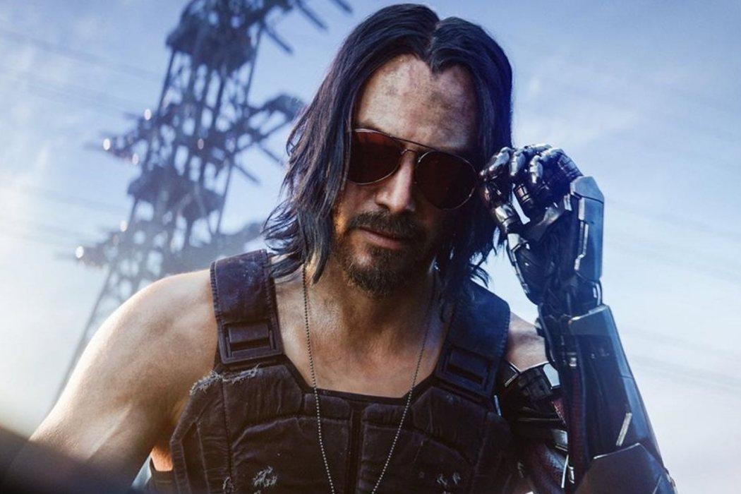 Keanu Reeves ('Cyberpunk 2077')
