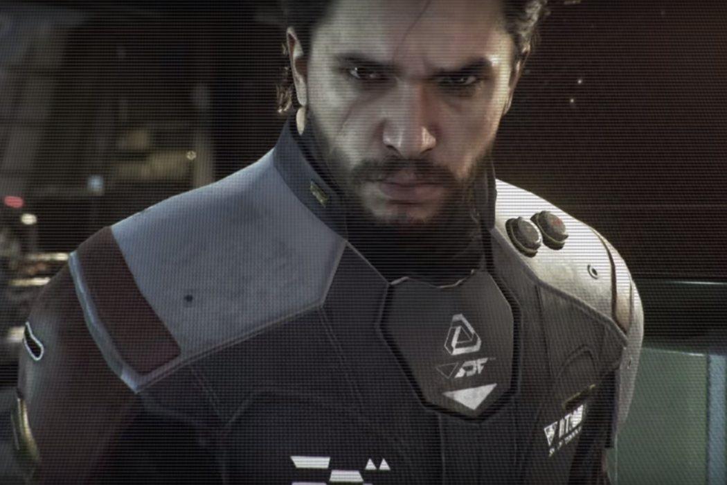 Kit Harington ('Call of Duty: Infinite Warfare')