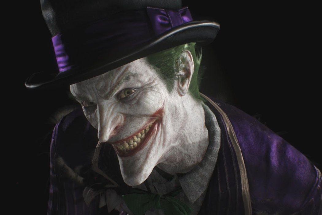 Mark Hamill ('Batman: Arkham')