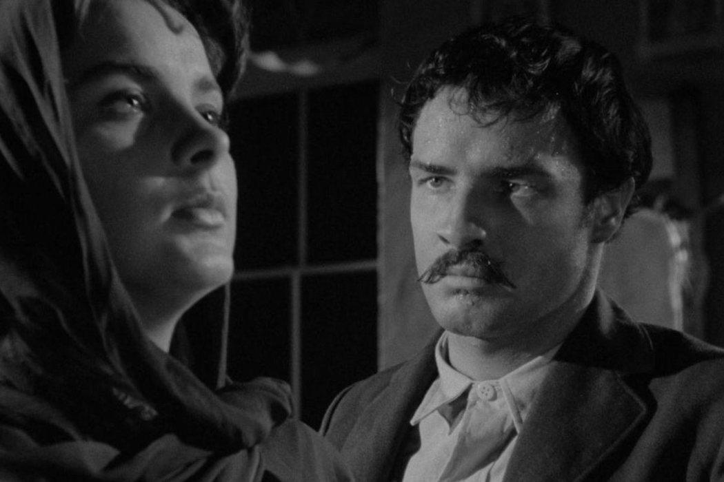 Emiliano Zapata en '¡Viva Zapata!' (1952)