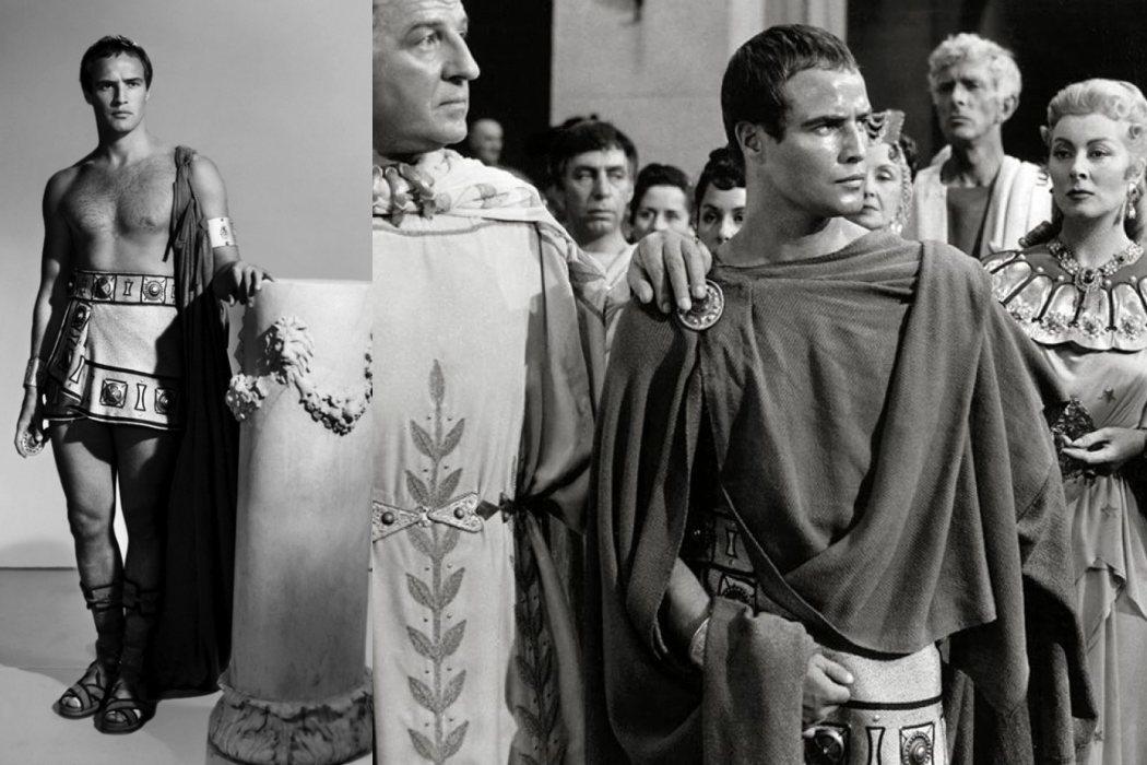 Marco Antonio en 'Julio César' (1953)