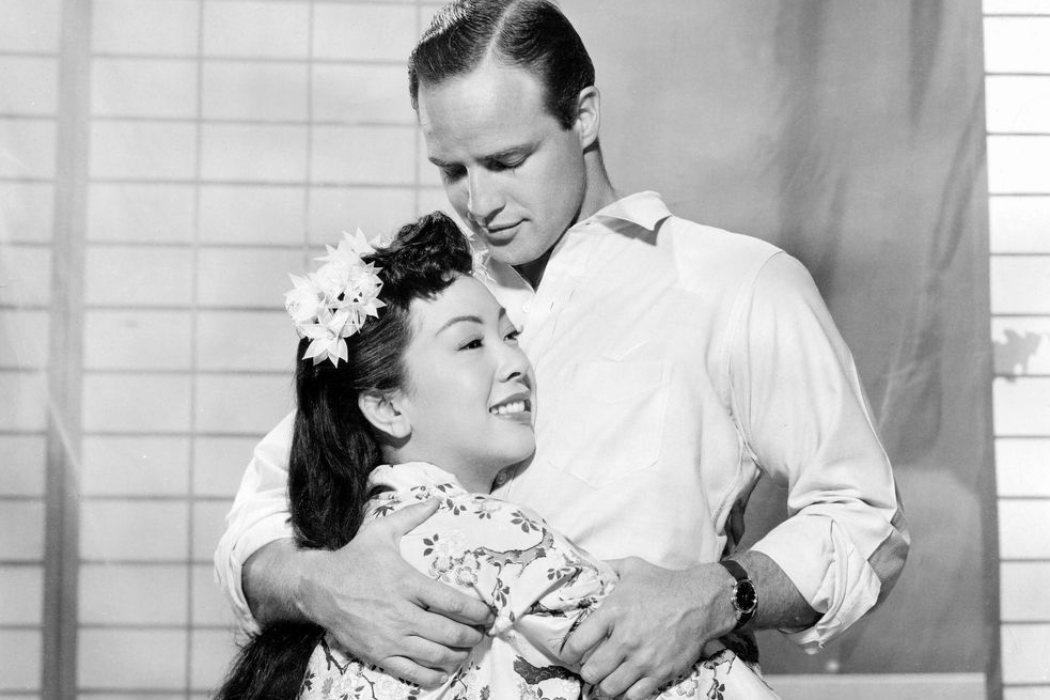 Comandante Lloyd Gruver en 'Sayonara' (1957)
