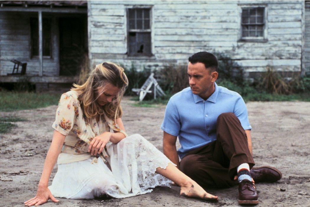La relación de Forrest y Jenny