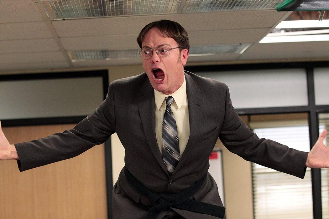 Dwight Schrute (Rainn Wilson)