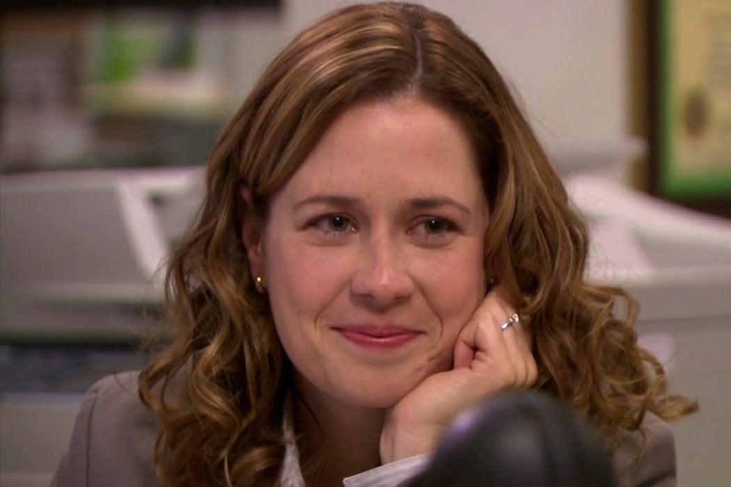 Pam Beesly (Jenna Fischer)