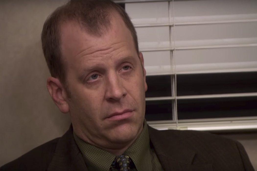 Toby Flenderson (Paul Lieberstein)