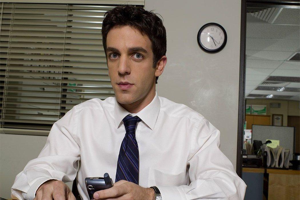 Ryan Howard (B.J. Novak)