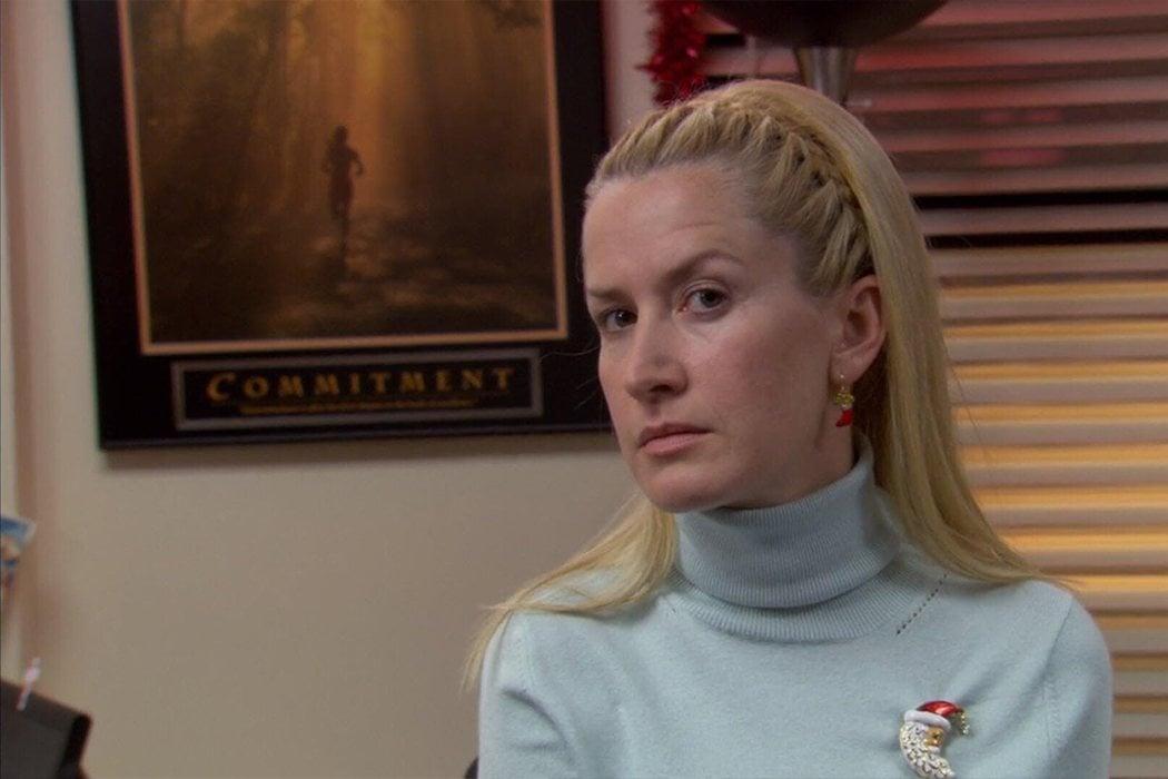 Angela Martin (Angela Kinsey)