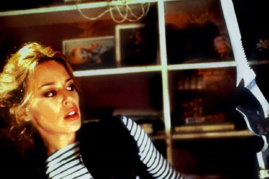 Kylie Minogue en 'Cut (Corten)'