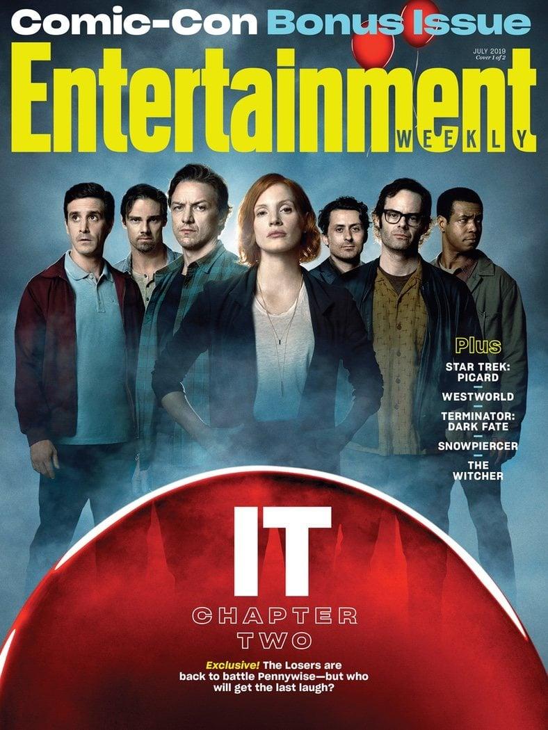 Portada Entertainment Weekly