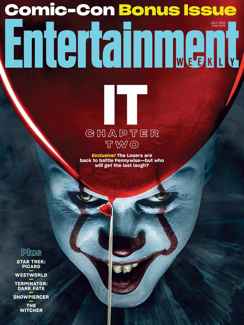 Portada Pennywise