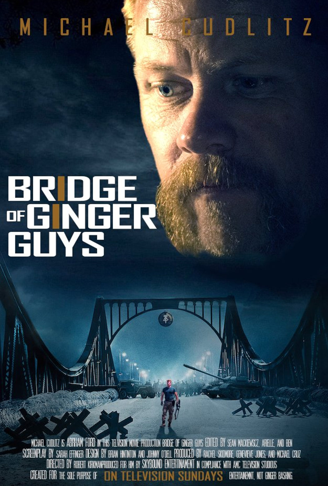 'Bridge of Ginger Guys'