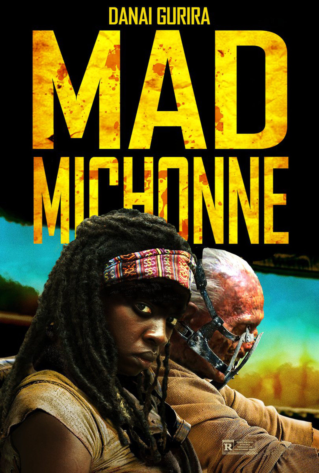 'Mad Michonne'