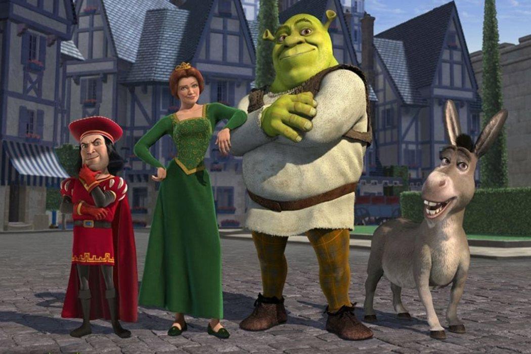 'Shrek' (2001)
