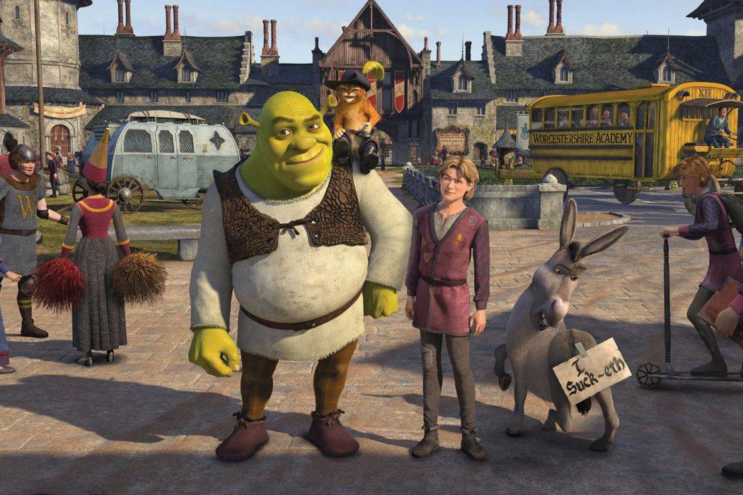 'Shrek tercero' (2007)