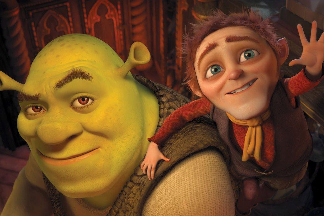 'Shrek, felices para siempre' (2010)