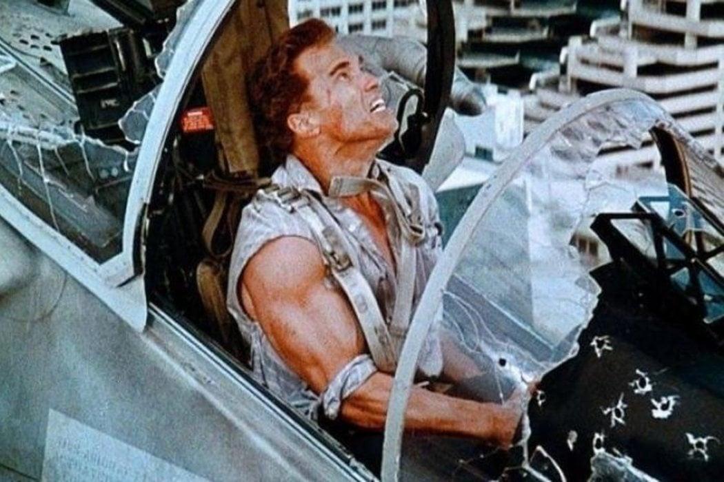 El interés de Schwarzenegger