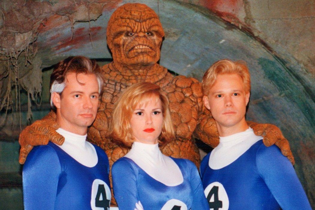 'The Fantastic Four'