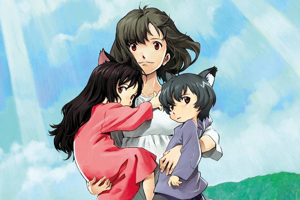 'Los niños lobo (Wolf Children)'