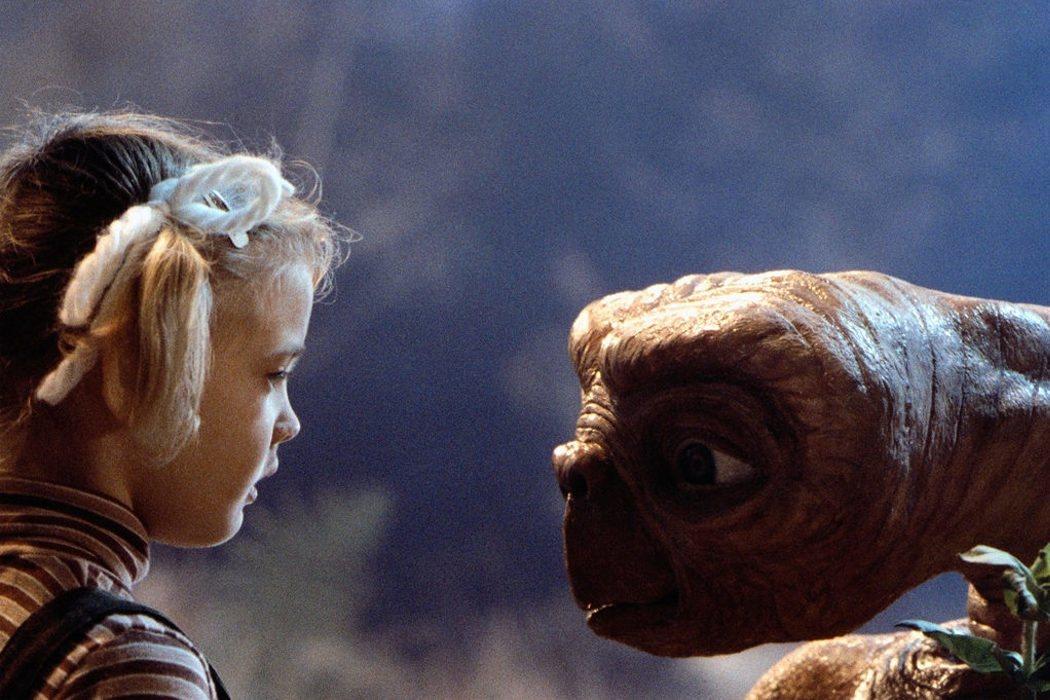 'E.T. El extraterrestre'