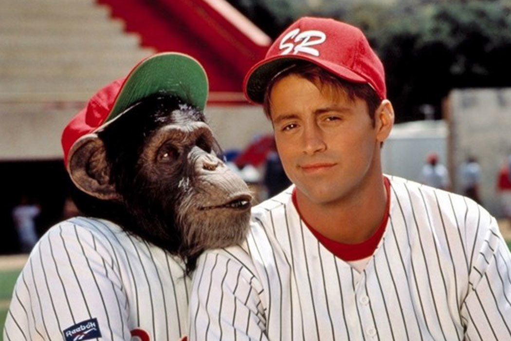 'Ed, el chimpancé'