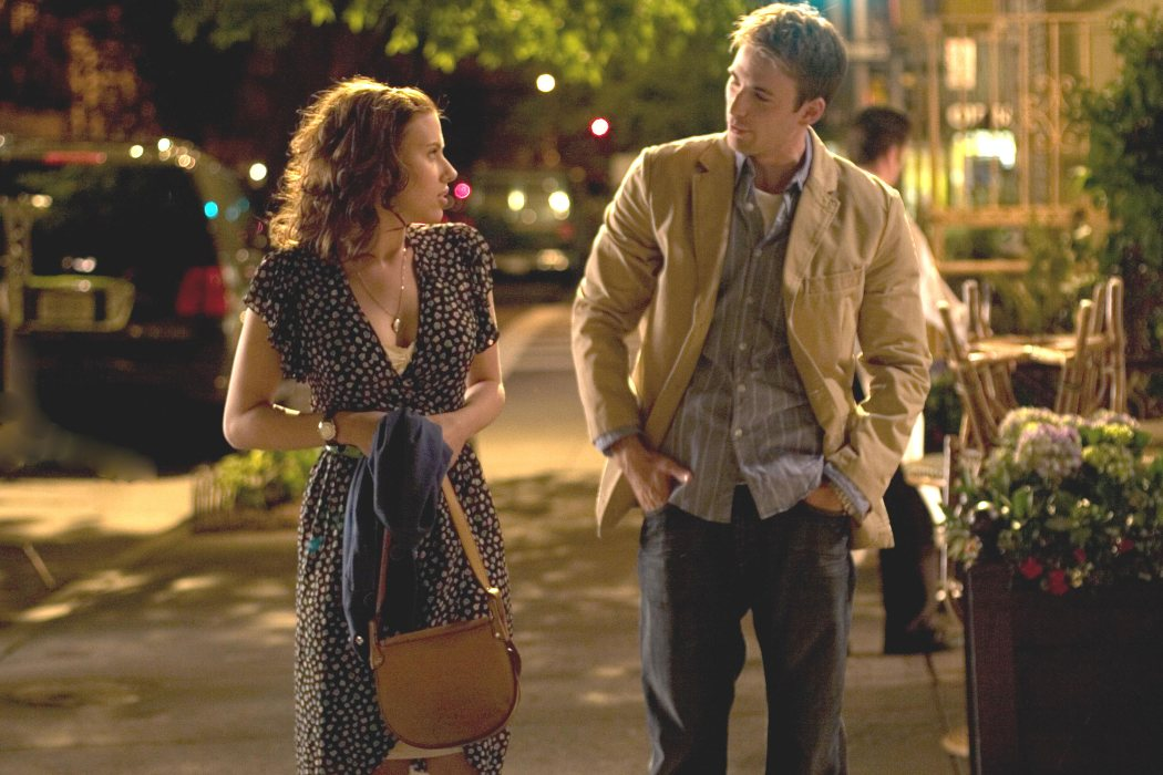 Hayden en 'Diario de una niñera' (2007)