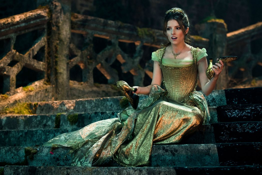 Cenicienta en 'Into the Woods' (2014)
