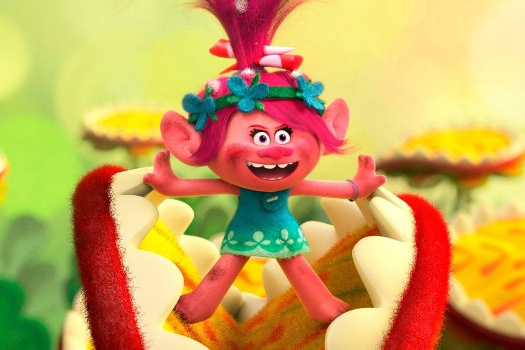 Princesa Poppy en la saga 'Trolls' (2016 - 2020)