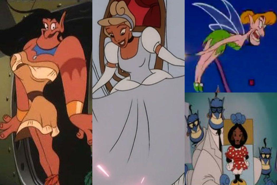 Cameos Disney