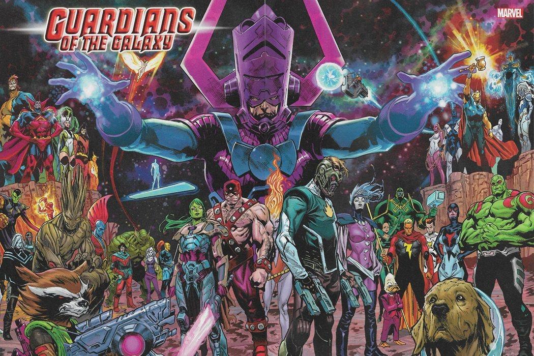 A los otros Guardianes de la Galaxia