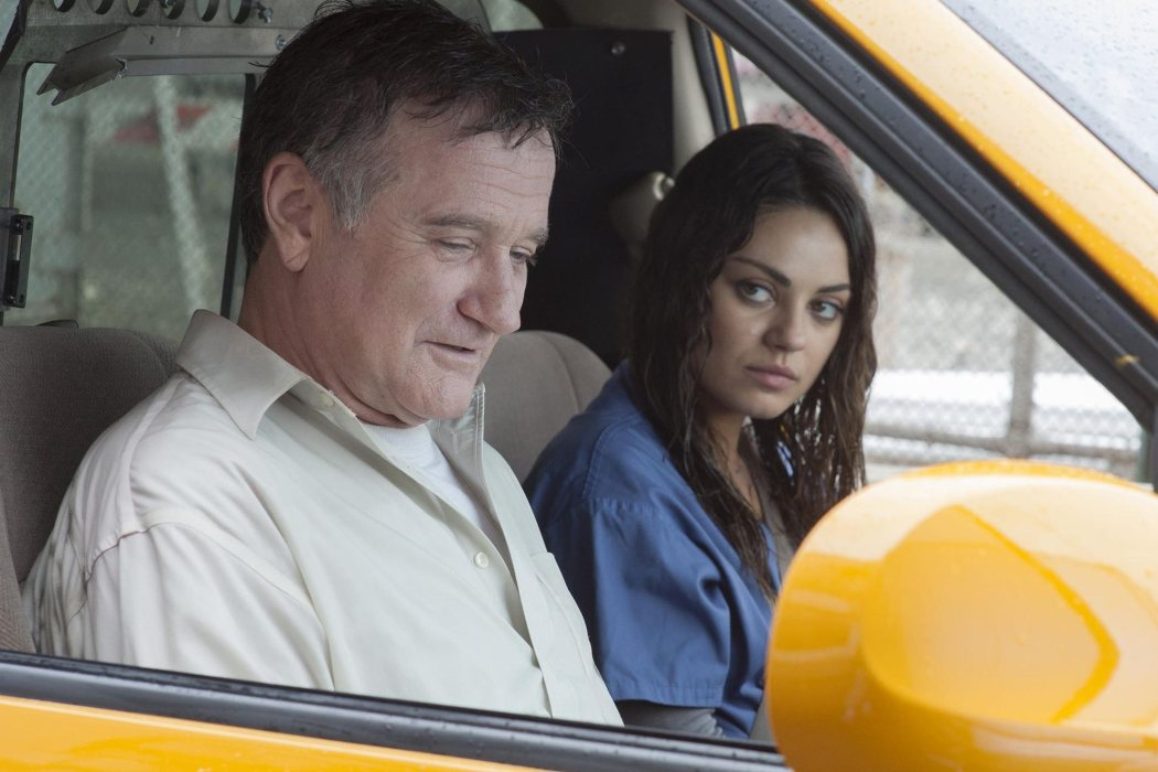 'El hombre más enfadado de Brooklyn' (2014)