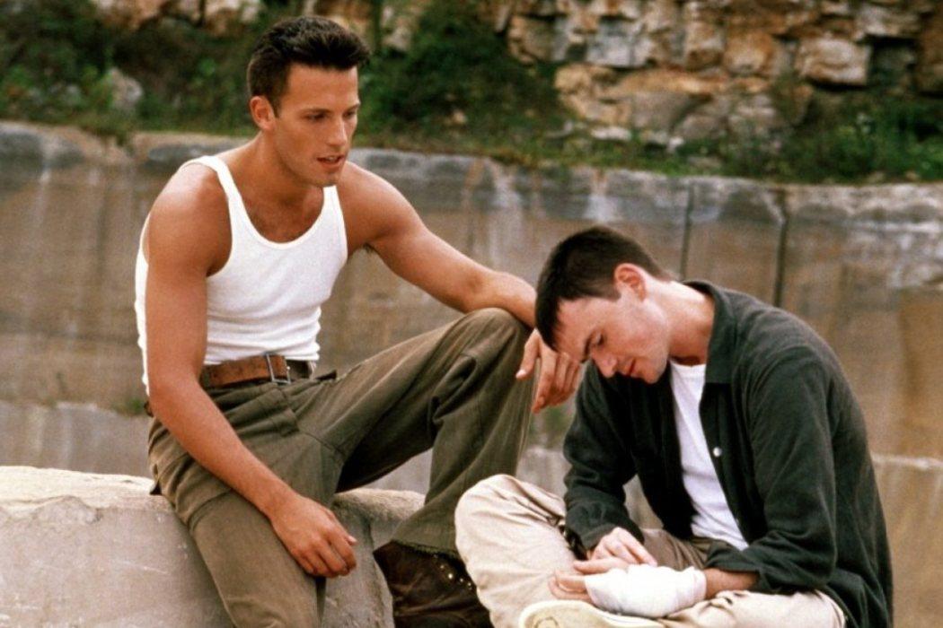 Gunner Casselman en 'Sin respiro' (1997)