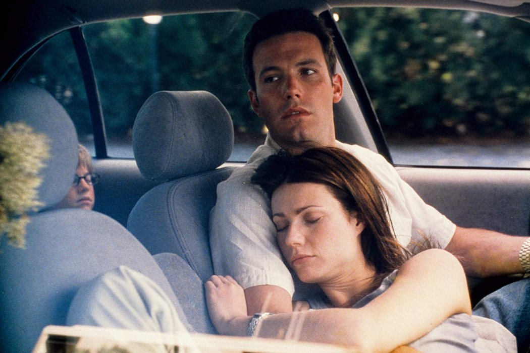 Buddy Amaral en 'Algo que contar' (2000)