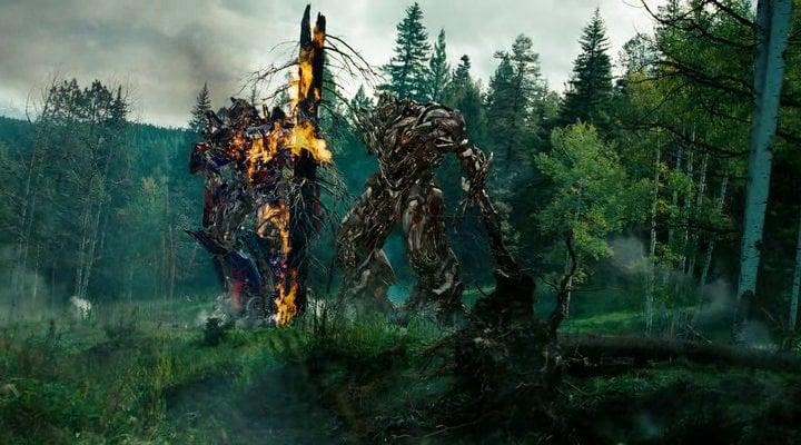 'Transformers: La venganza de los caídos'