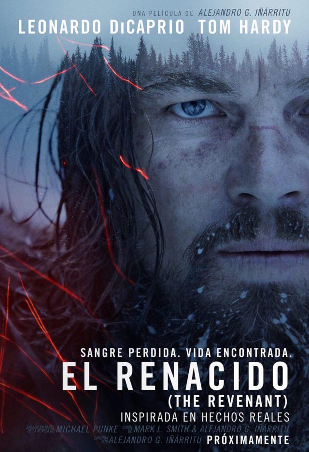 'El renacido (The Revenant)'