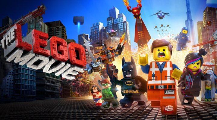 'La Lego película'
