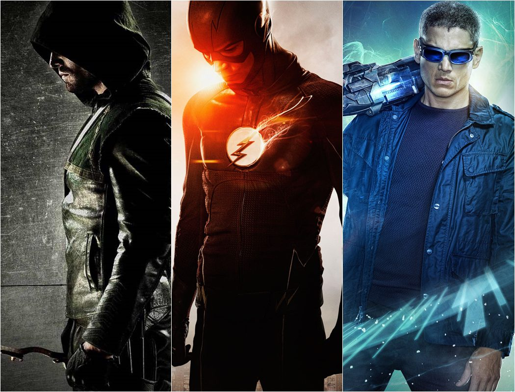 'Arrow' - 'The Flash' - 'Legends Of Tomorrow'