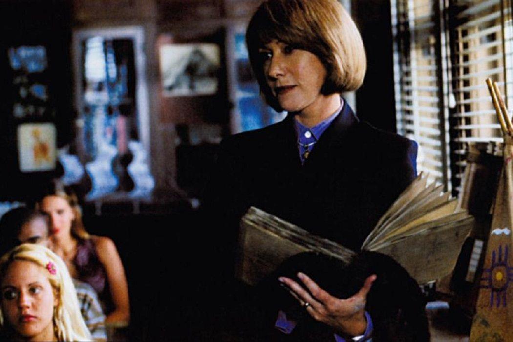 Las razones de Helen Mirren